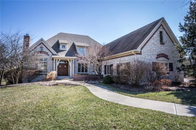 1 Stone Wall Lane, Zionsville, IN 46077 (MLS #21551639) :: Indy Plus Realty Group- Keller Williams