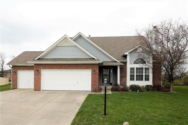 10007 Sandover Lane, Indianapolis, IN 46236 (MLS #21551649) :: The Evelo Team