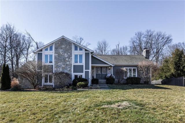 3665 E Carmel Drive, Carmel, IN 46033 (MLS #21551724) :: Heard Real Estate Team