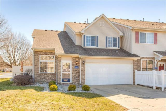 11496 Enclave Boulevard, Fishers, IN 46038 (MLS #21551759) :: HergGroup Indianapolis