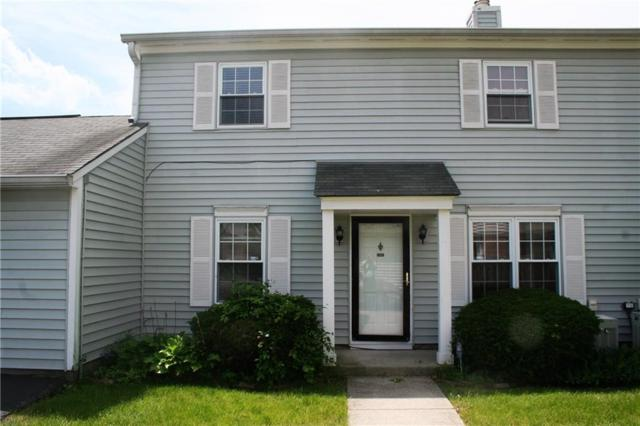 6046 Oakbrook Lane, Indianapolis, IN 46254 (MLS #21551811) :: The ORR Home Selling Team