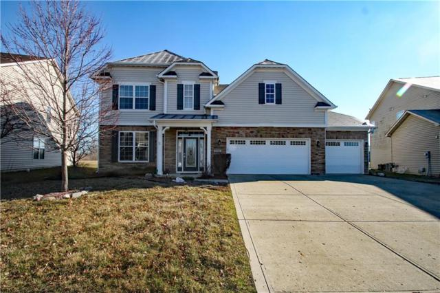 7727 Solomon Drive, Zionsville, IN 46077 (MLS #21551899) :: Mike Price Realty Team - RE/MAX Centerstone