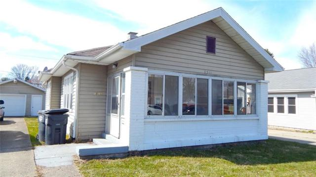 3511 Main Street, Anderson, IN 46013 (MLS #21551918) :: The ORR Home Selling Team