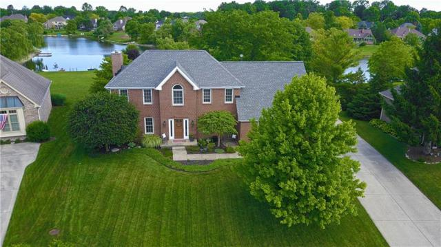9940 Southwind Drive, Indianapolis, IN 46256 (MLS #21551921) :: Mike Price Realty Team - RE/MAX Centerstone