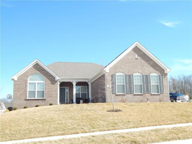 163 Little Ben Lane, Greenwood, IN 46142 (MLS #21551942) :: Heard Real Estate Team