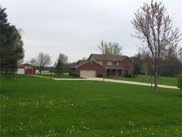 5292 W County Road 425, Coatesville, IN 46121 (MLS #21551952) :: FC Tucker Company