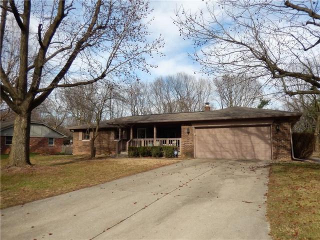 487 Valley Way Road, Greenwood, IN 46142 (MLS #21551975) :: Heard Real Estate Team