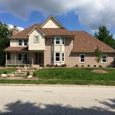 6349 Quail Ridge W Drive, Plainfield, IN 46168 (MLS #21551984) :: Heard Real Estate Team