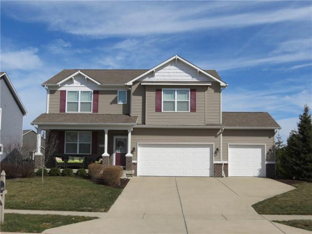 6163 N Woodhaven Drive, Mccordsville, IN 46055 (MLS #21552004) :: RE/MAX Ability Plus