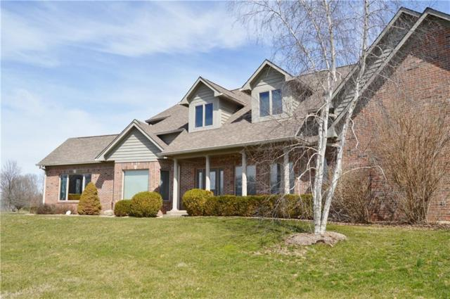 309 W State Road 44 Road, Franklin, IN 46131 (MLS #21552036) :: The ORR Home Selling Team