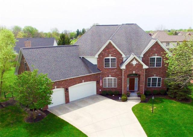 15065 Super Star Drive, Carmel, IN 46032 (MLS #21552051) :: Mike Price Realty Team - RE/MAX Centerstone