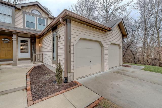 11536 Eden Ridge Court #14, Indianapolis, IN 46236 (MLS #21552055) :: Heard Real Estate Team
