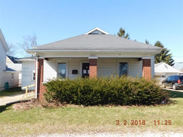 1204 N Canal Street, Alexandria, IN 46001 (MLS #21552094) :: The ORR Home Selling Team