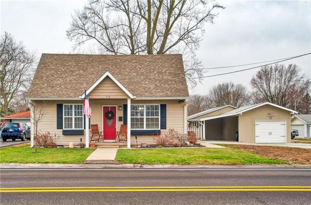 172 N Indiana Street, Mooresville, IN 46158 (MLS #21552100) :: Mike Price Realty Team - RE/MAX Centerstone