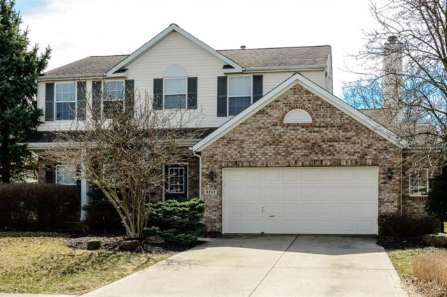 6253 Saddletree Drive, Zionsville, IN 46077 (MLS #21552113) :: Mike Price Realty Team - RE/MAX Centerstone