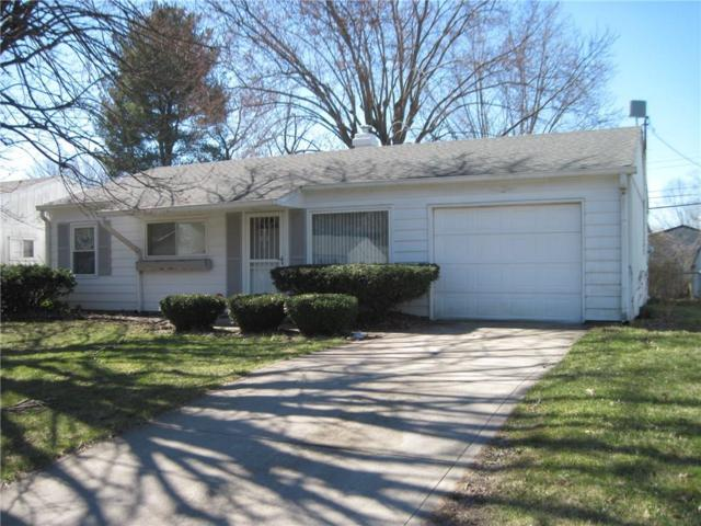 924 Gary Drive, Plainfield, IN 46168 (MLS #21552181) :: Heard Real Estate Team
