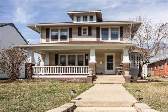 46 W Harrison Street, Mooresville, IN 46158 (MLS #21552242) :: Mike Price Realty Team - RE/MAX Centerstone