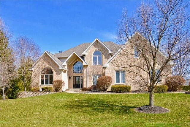 7438 Fox Hollow Ridge, Zionsville, IN 46077 (MLS #21552260) :: Mike Price Realty Team - RE/MAX Centerstone