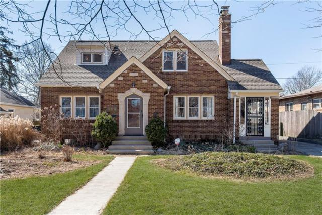 960 N Campbell Avenue, Indianapolis, IN 46219 (MLS #21552264) :: Heard Real Estate Team
