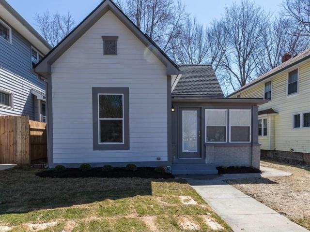 2109 Nowland Avenue, Indianapolis, IN 46201 (MLS #21552283) :: Heard Real Estate Team