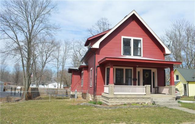 378 W Clinton Street, Danville, IN 46122 (MLS #21552343) :: The ORR Home Selling Team