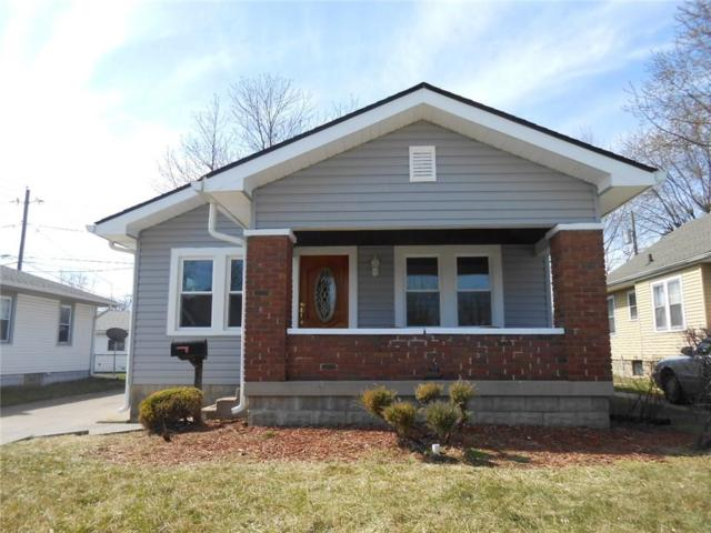 1308 N Euclid Avenue, Indianapolis, IN 46201 (MLS #21552344) :: Mike Price Realty Team - RE/MAX Centerstone