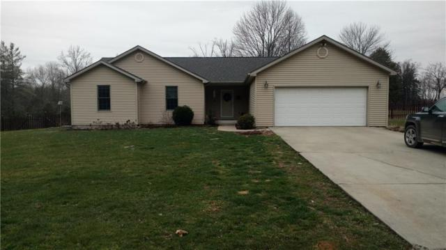 1496 Nelson Ridge Road, Columbus, IN 47201 (MLS #21552356) :: The ORR Home Selling Team