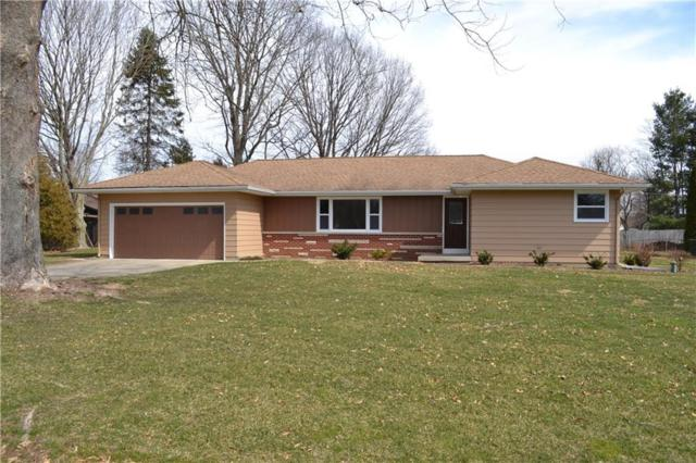 1262 Meadowbrook Drive, Lafayette, IN 47905 (MLS #21552515) :: The ORR Home Selling Team