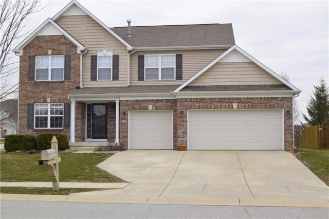18592 Pilot Mills Court, Noblesville, IN 46062 (MLS #21552547) :: RE/MAX Ability Plus