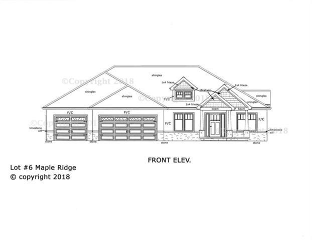 Lot 6 Maple Ridge, Columbus, IN 47201 (MLS #21552567) :: The ORR Home Selling Team