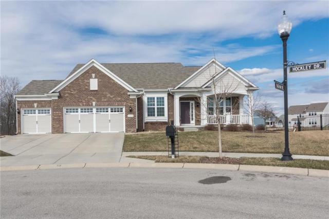 14174 Bagham Drive, Fishers, IN 46037 (MLS #21552579) :: The Evelo Team