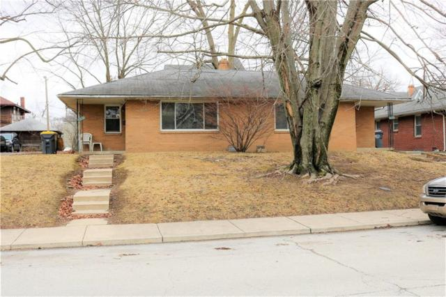 1102 W 9TH Street, Anderson, IN 46016 (MLS #21552587) :: The ORR Home Selling Team