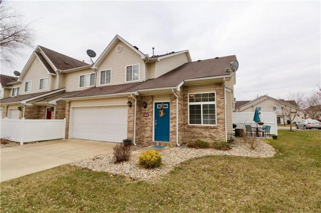 8038 Harbor Walk Lane #80, Indianapolis, IN 46237 (MLS #21552590) :: The ORR Home Selling Team