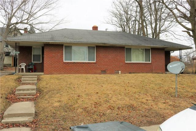 1106 W 9TH Street, Anderson, IN 46016 (MLS #21552597) :: The ORR Home Selling Team