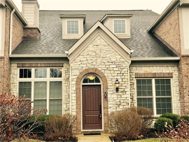 6687 Beekman Place B, Zionsville, IN 46077 (MLS #21552602) :: The ORR Home Selling Team