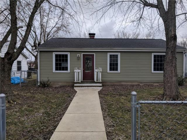 915 W Barber Street, Hartford City, IN 47348 (MLS #21552614) :: The ORR Home Selling Team