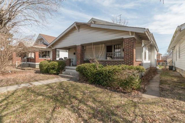 825 N Riley Avenue, Indianapolis, IN 46201 (MLS #21552625) :: RE/MAX Ability Plus