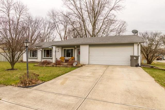 3705 Poinsettia Drive, Indianapolis, IN 46227 (MLS #21552633) :: Mike Price Realty Team - RE/MAX Centerstone