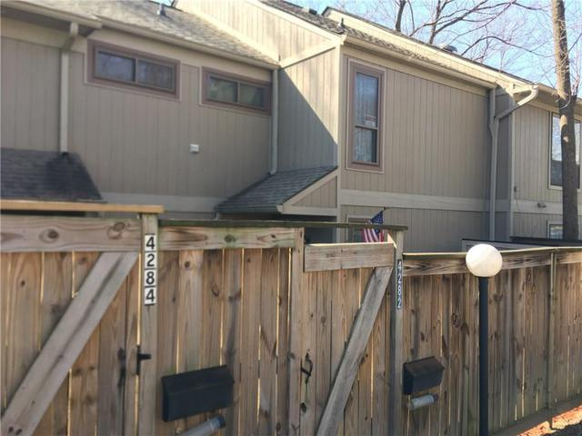 4282 Larkspur Trace, Indianapolis, IN 46237 (MLS #21552705) :: The ORR Home Selling Team