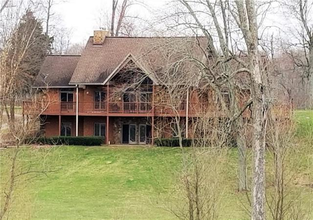 16708 Clapp Road, Otisco, IN 47163 (MLS #21552715) :: The ORR Home Selling Team