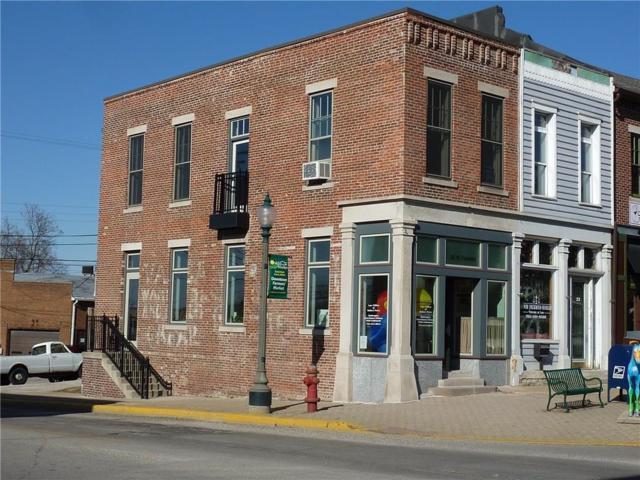 25 W Franklin Street, Greencastle, IN 46135 (MLS #21552769) :: The ORR Home Selling Team