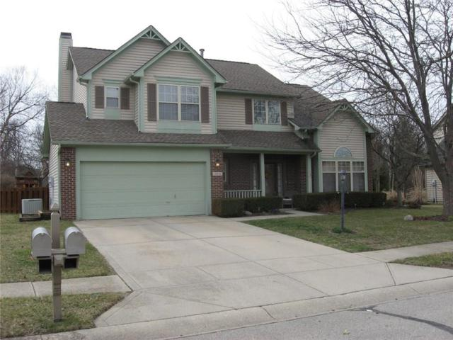 10515 Greenway Drive, Fishers, IN 46037 (MLS #21552811) :: RE/MAX Ability Plus