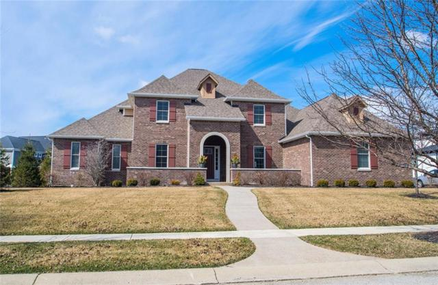 11346 Talnuck Circle, Fishers, IN 46037 (MLS #21552891) :: Indy Plus Realty Group- Keller Williams