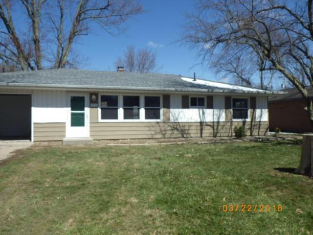 2518 W Wellington Drive, Muncie, IN 47304 (MLS #21554070) :: The ORR Home Selling Team