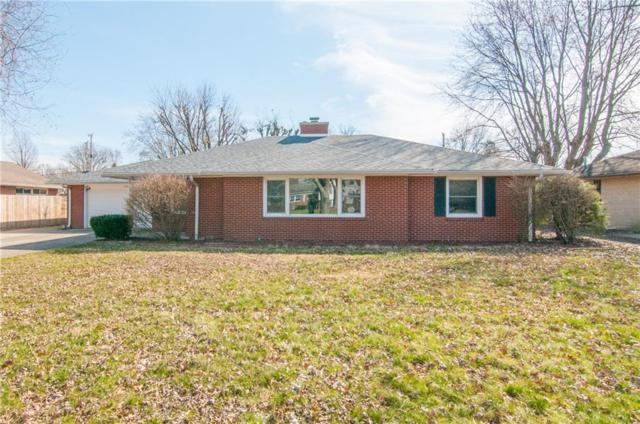 1608 Edgewood Drive, Anderson, IN 46011 (MLS #21554158) :: RE/MAX Ability Plus
