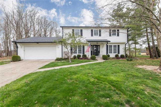 6724 W Sweet Creek Drive, New Palestine, IN 46163 (MLS #21554193) :: The Indy Property Source