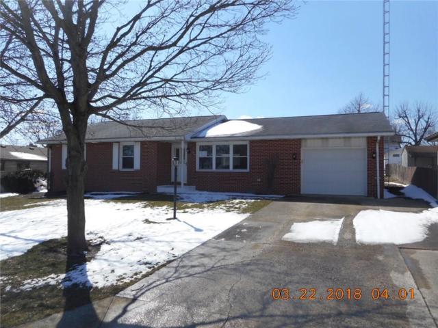 136 N Rinard Street, Parker City, IN 47368 (MLS #21554280) :: The ORR Home Selling Team