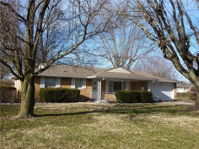1810 W 200 North, Anderson, IN 46011 (MLS #21554316) :: The ORR Home Selling Team