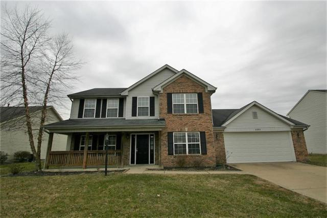 1332 Magnolia Drive, Greenfield, IN 46140 (MLS #21554322) :: RE/MAX Ability Plus