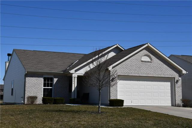 6406 Schell Lane, Anderson, IN 46013 (MLS #21554325) :: The ORR Home Selling Team